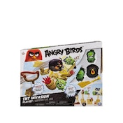 TNT Invasion Angry Birds Attack on Pig Island Playset