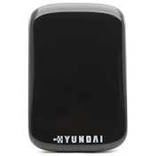 Hyundai HS2 USB 3.0 750GB External Solid State Drive Black Panther