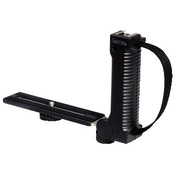 Hama Flash Bracket, 90°, foldable, black