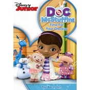 Doc McStuffins: Time For Your Check-up DVD