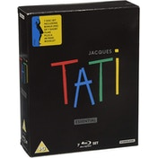 Tati Collection Blu-ray 7-Disc Set Box Set