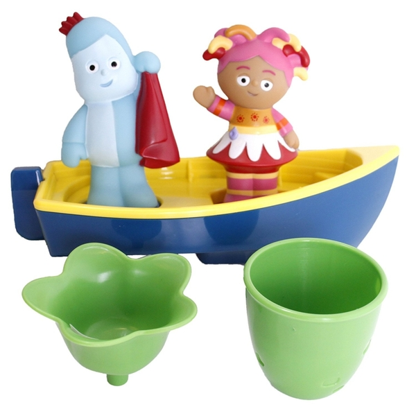In The Night Garden Iggle Piggle's Floaty Boat Playset - Image 1