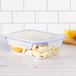 Set of 4 Glass Airtight Food Storage Containers | M&W - Image 4
