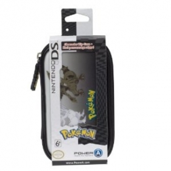 Ex-Display Nintendo Licensed Pokemon Black & White Character Zip Case DS Used - Like New - Image 2