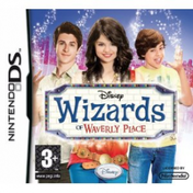 Wizards Of Waverly Place Game DS