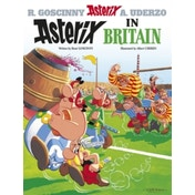 Asterix in Britain: Album 8 by Rene Goscinny (Paperback, 2004)