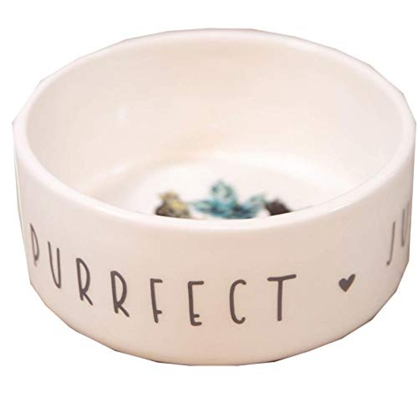 Best of Breed Ceramic Pet Bowl - Cat