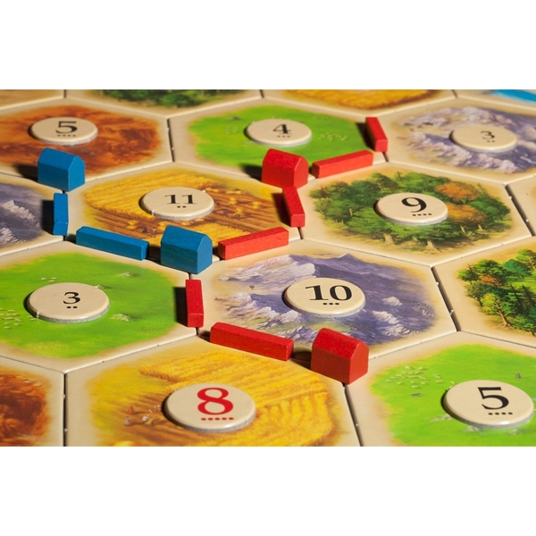 Catan (Settlers of Catan) 2015 Refresh - Image 5