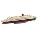 Queen Mary 2 1:1200 Revell Model Set
