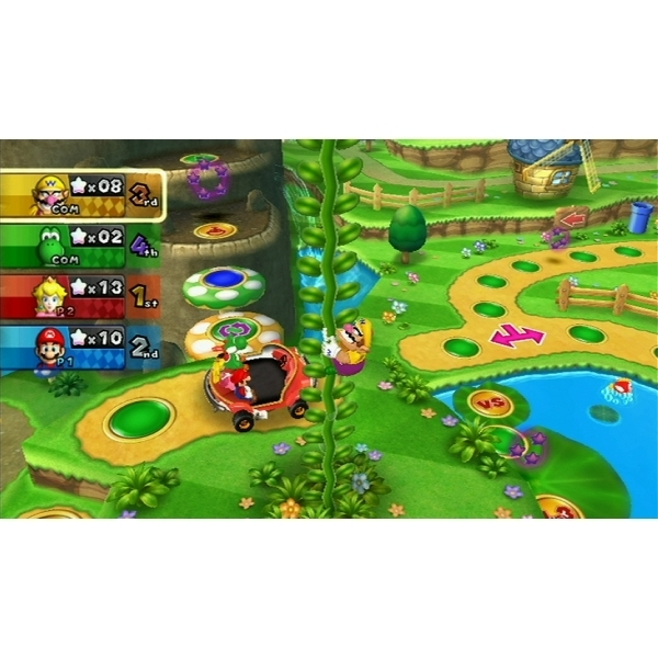 Mario Party 9 Wii Game (Selects) - Image 3