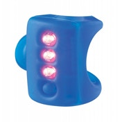 Knog Light Gekko Rear Light - Blue