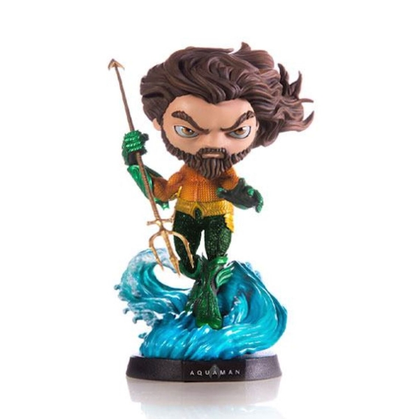 Aquaman (Aquaman) Mini Co. Deluxe PVC Figure