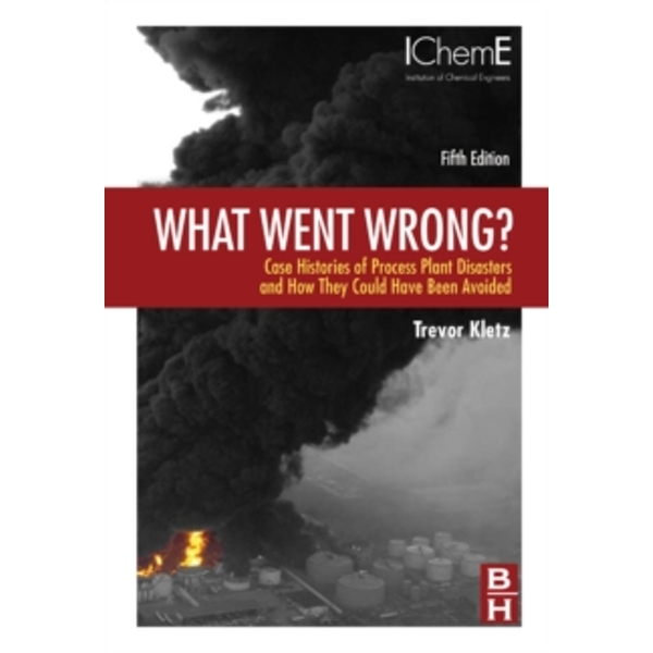 What Went Wrong? : Case Histories of Process Plant Disasters and How They Could Have Been Avoided