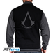 Assassin's Creed - Crest Men's Small Hoodie - Black - Image 2