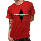 Blade Runner 2049 - Silhouette Men's XX-Large T-Shirt - Red