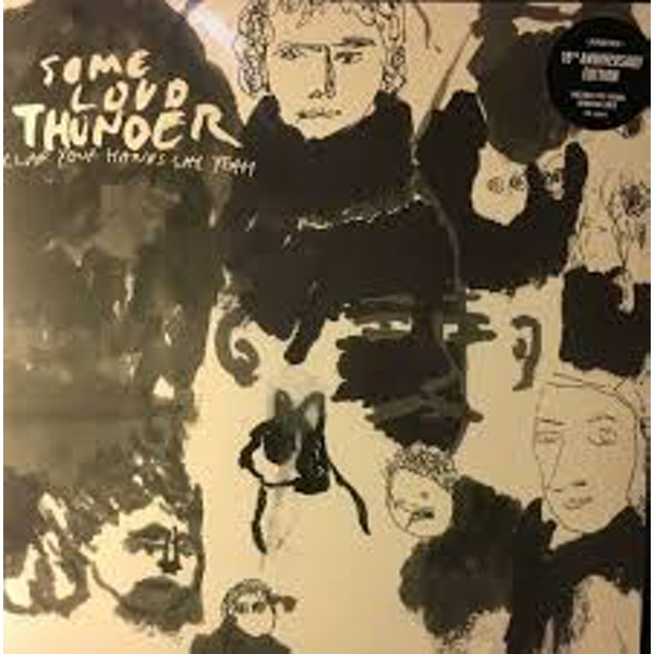 Clap Your Hands Say Yeah ‎– Some Loud Thunder Vinyl