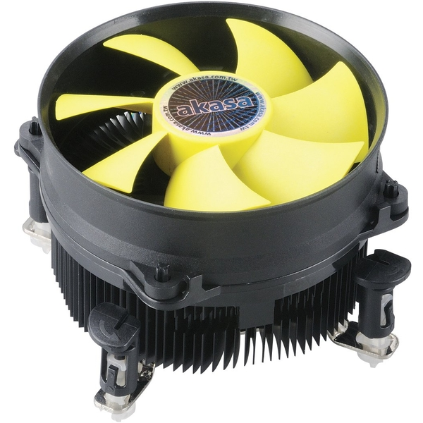 Akasa K32 Heatsink and Fan, Sockets 775, 1155, 1156, PWM Fan