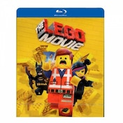 Ex-Display The Lego Movie (2014) Blu-ray