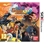 One Piece Unlimited Cruise SP2 Game 3DS