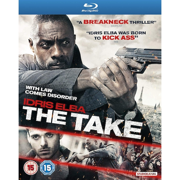 The Take 2016 Blu-ray