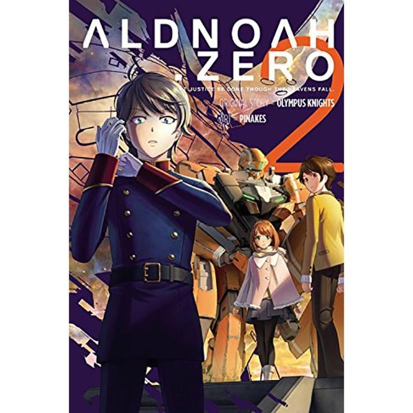 Aldnoah.Zero: Season One: Volume 2