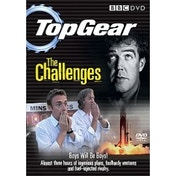Top Gear The Challenges Vol.1 DVD