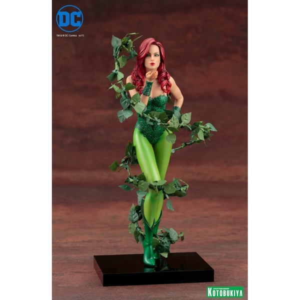 Poison Ivy Mad Lovers (DC Comics) ArtFX+ Statue by Kotobukiya