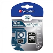 Verbatim Pro 32 GB MicroFlash SD Card