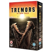 Tremors 1-4 Attack Pack Box Set DVD