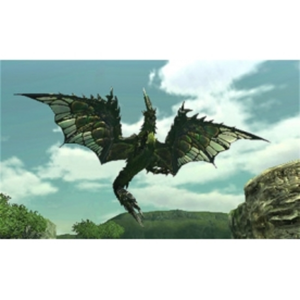 Monster Hunter Generations 3DS Game - Image 4