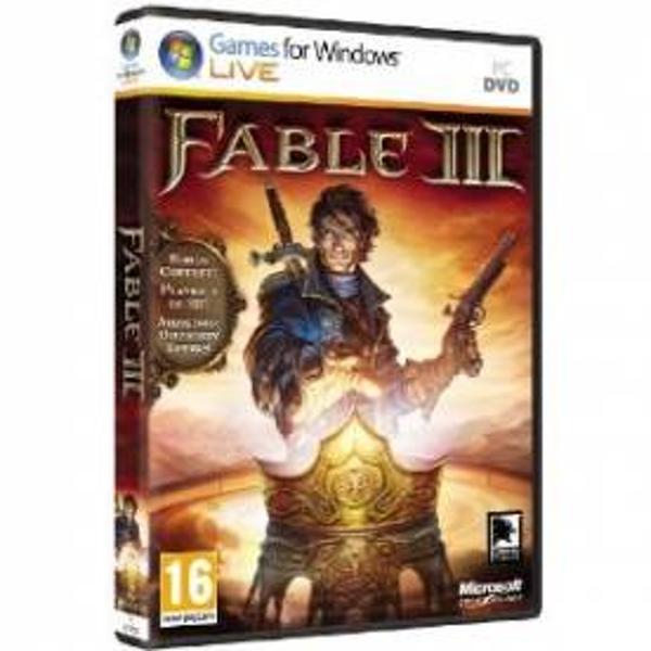 Fable III 3 Game PC
