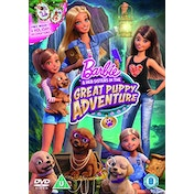 Barbie & Her Sisters in The Great Puppy Adventure (Includes Puppy Decorations) DVD