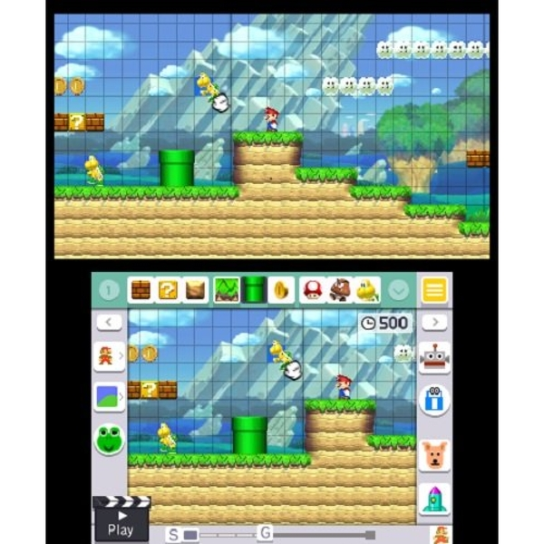 Super Mario Maker 3DS Game - Image 4