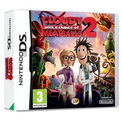 Cloudy with a Chance of Meatballs 2 Game DS