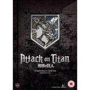 Attack On Titan: Complete Season One Collection DVD
