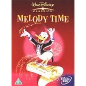 Melody Time Disney DVD