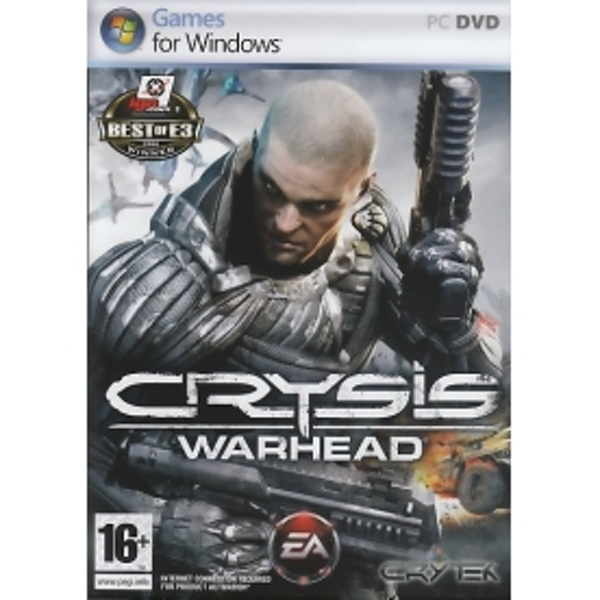 Crysis Warhead Game PC