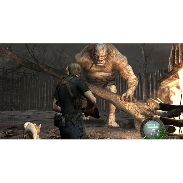 Resident Evil 4 PS4 Game - Image 3
