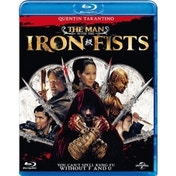 Man With The Iron Fists Blu-ray