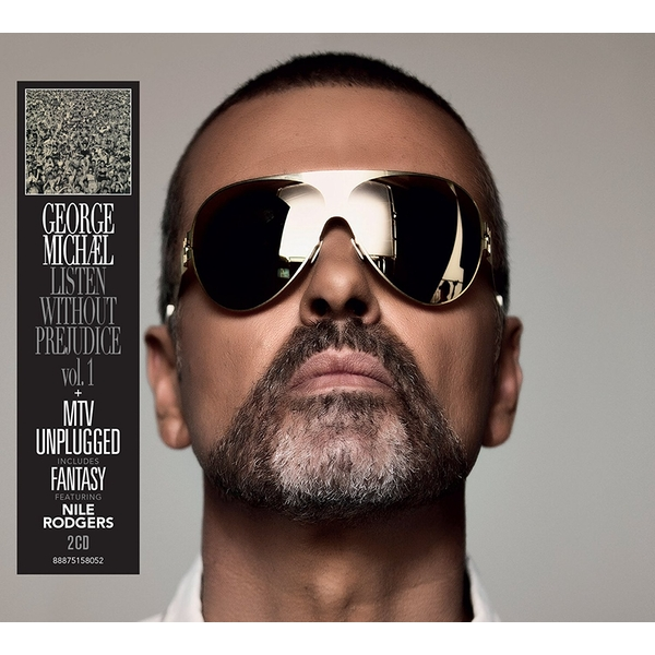 George Michael - Listen Without Prejudice   MTV Unplugged CD