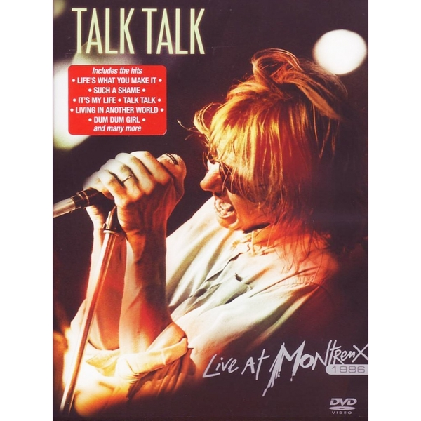Live At Montreux 1986 DVD