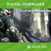 Crysis II 2 Xbox 360 Digital Download Game