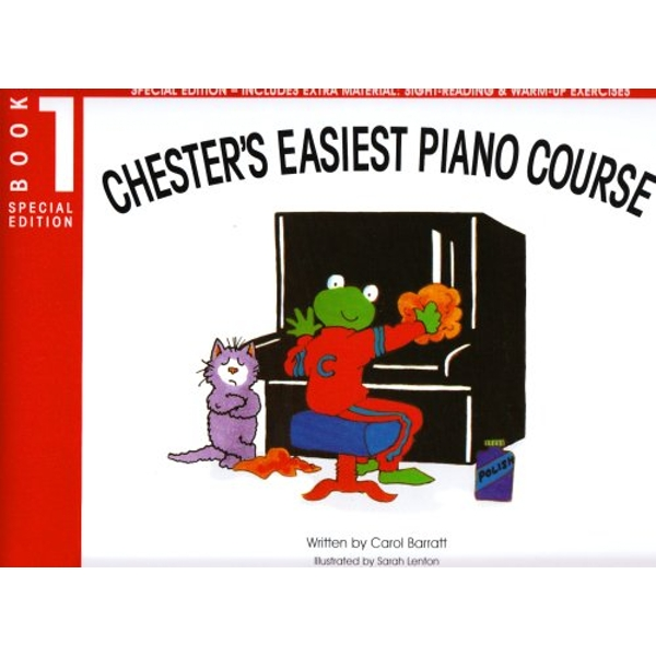 Chester's Easiest Piano Course - Book 1 (Special Edition) by Ch73425 (Paperback, 2008)