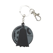 Darth Vader (Star Wars) Rubber Keychain