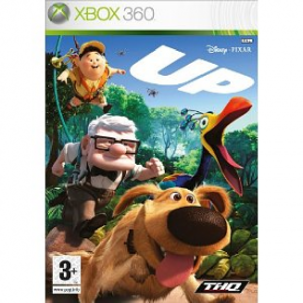 Disney Pixar UP Game Xbox 360
