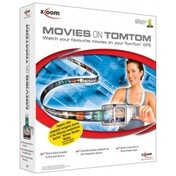 X-OOM Movies on TomTom