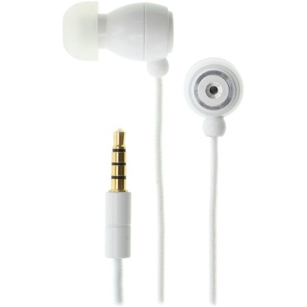 Kitsound In-Ear Headhones White