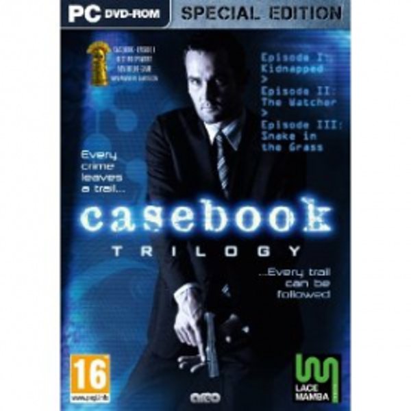 Casebook Trilogy Special Edition Game PC