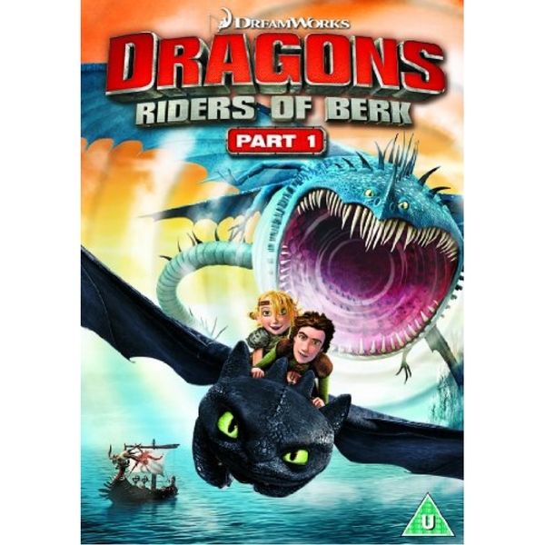 Dragons: Riders Of Berk - Part 1 DVD