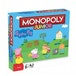 Peppa Pig Monopoly Junior Edition Board Game - Image 2
